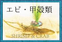 エビ・甲殻類